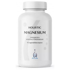 Holistic Magnesium, 90 kap