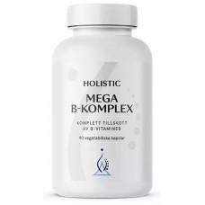 Holistic Mega B-komplex, 90 kap
