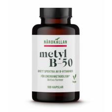 Metyl B-50 Komplex, 100 kap