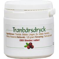 Tranbärsdryck, 80 g